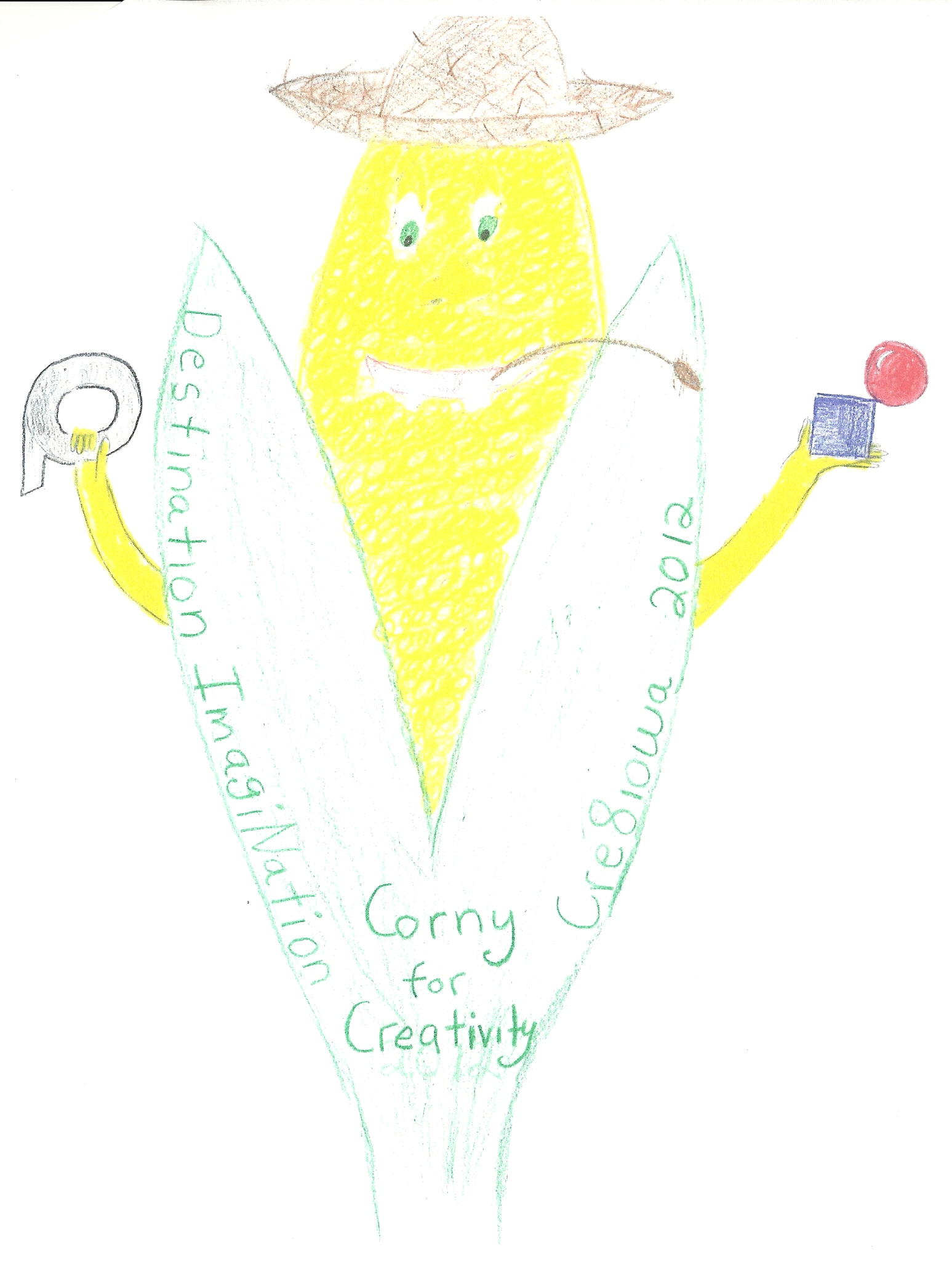 Design 8 - Corny for Creativity