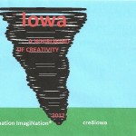 Design 9 - Iowa, A Whirlwind of Activity